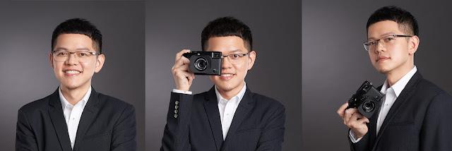 台北攝影師雪糕人游勝富專業形象照
