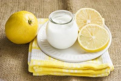 Sữa chua và chanh- cặp đôi trị tàn nhang hiệu quả