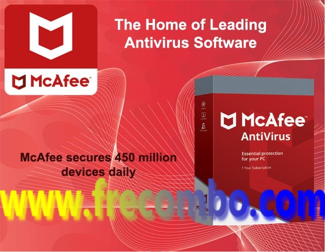 McAfee Activate Product Key – Serial McAfee Activate 2020
