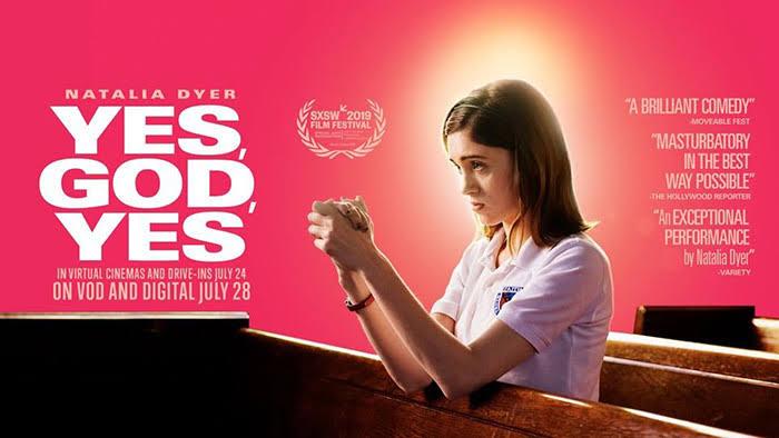 Yes, God, Yes (2019) WEBDL Subtitle Indonesia