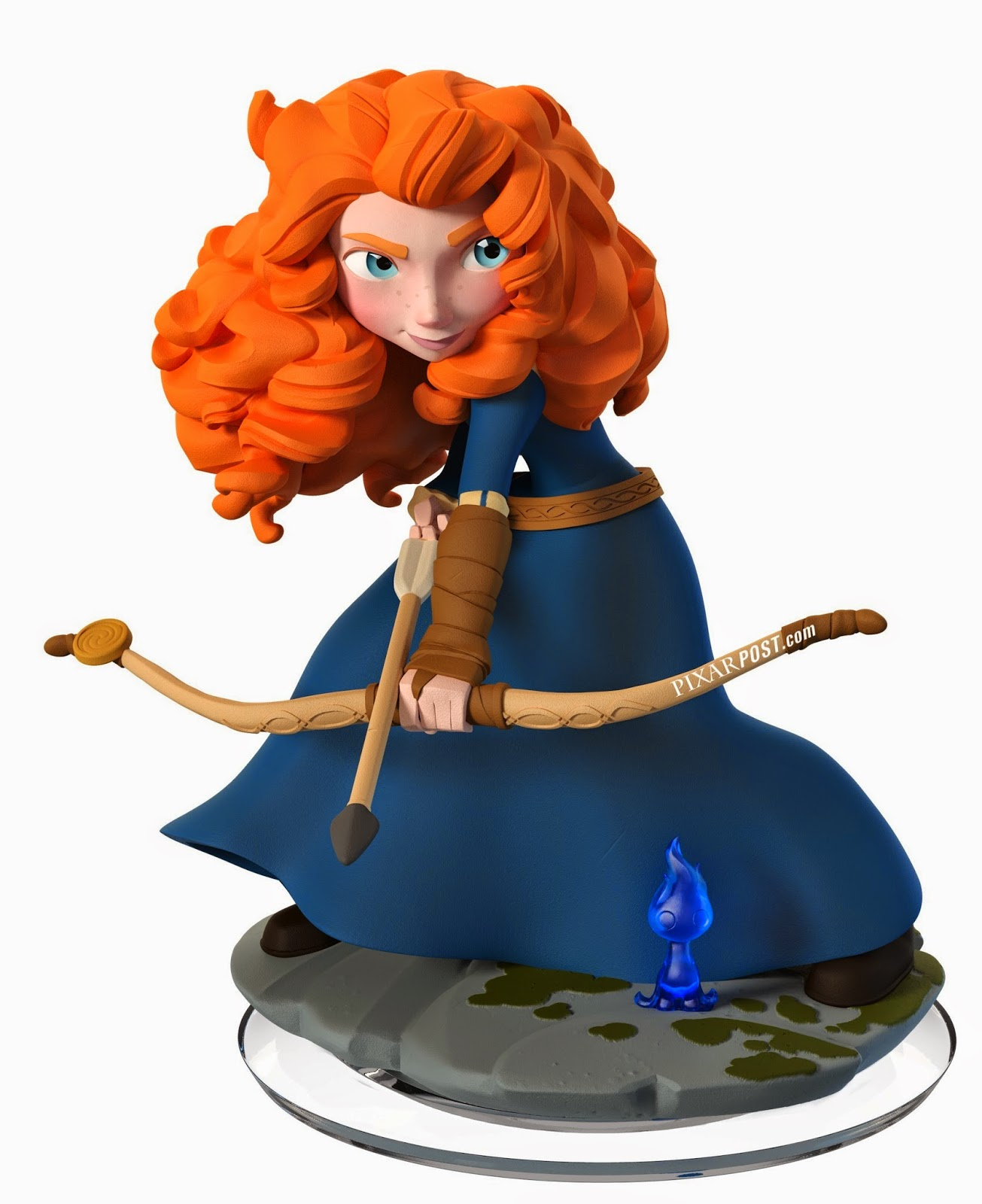 Disney Infinity 2.0 Brave Merida Figure