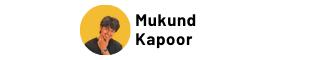 Mukund Kapoor's Blog
