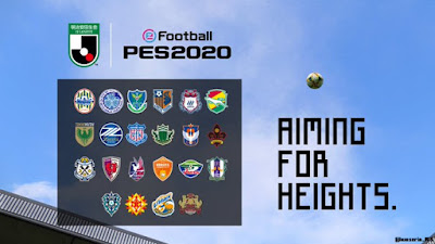 PES 2020 PS4 Option File J2 League 2020 by Waserin_PES