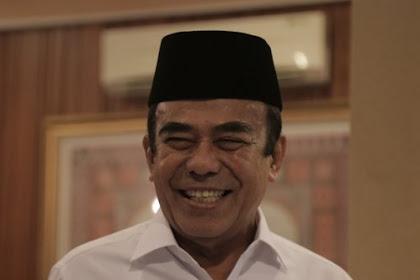 Menag: Kami Mau Katakan Tak Ada Radikalisme, Tapi Setiap Hari Ada di Masjid