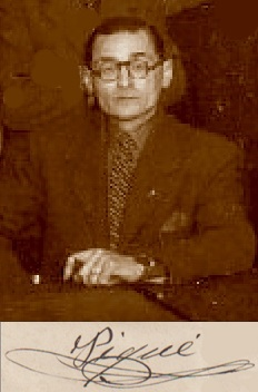 El ajedrecista Joan Piqué i Garcés