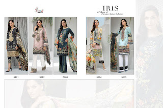 Shree Fab Iris Jam Silk Pakistani Suits Wholesale
