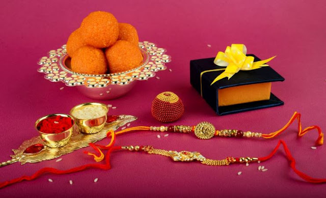 Most Popular and famous festivals in India : rakshabandhan