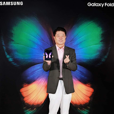 Samsung Galaxy Fold launched in India at Rs. 1, 64,999
