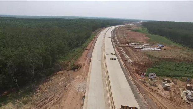 Inilah Perkembangan Terbaru Tol Trans Sumatera Ruas Bakauheni-Terbanggi Besar