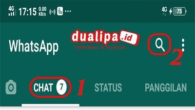 Fitur baru WhatsApp cari File kiriman teman