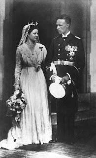 Mariage du prince Sigismund de Prusse et de la princesse Charlotte Agnes de Saxe-Altenbourg