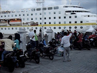 Kapal Pesiar MS Hamburg Pernah Singgah di Sabang Loh!