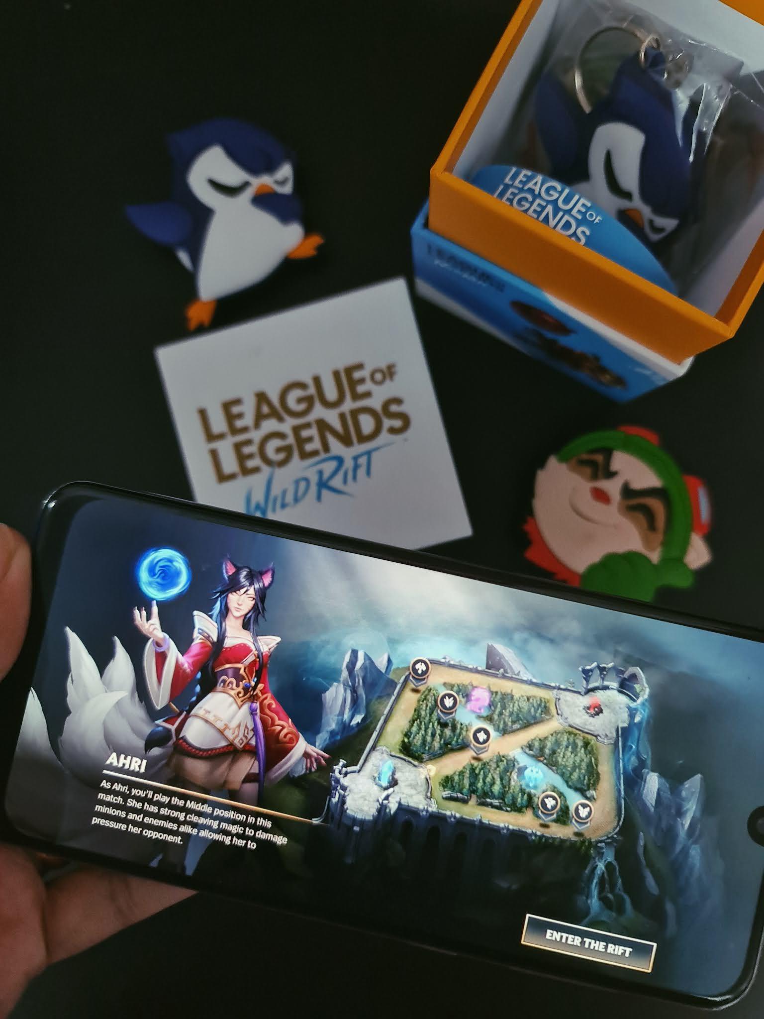 League of Legends - Wild Rift