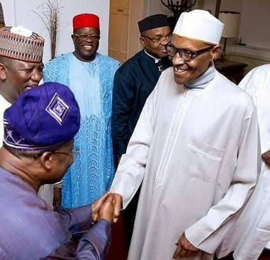 buhari latest pictures