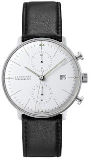 Montre Junghans Max Bill Chronoscope