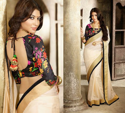 Indian-designer-embroidered-blouse-designs-for-plain-saree-10