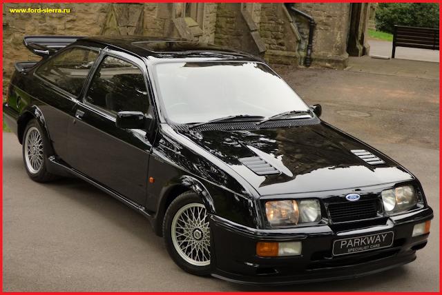 форд сиерра RS500 Cosworth