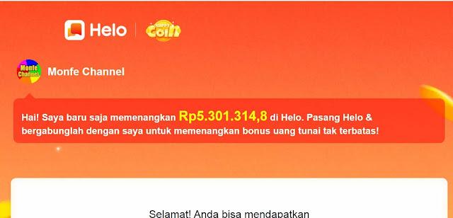 Helo App Penghasil Uang, Terbukti Membayar atau Sekedar Scam?