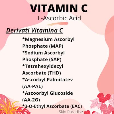 derivati vitamina c