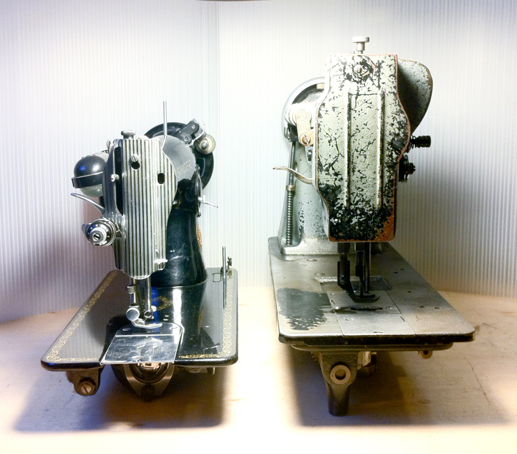 The Vintage Singer Sewing Machine Blog The Difference Between