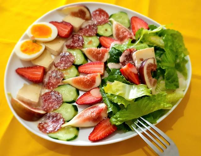 Salad mai sung
