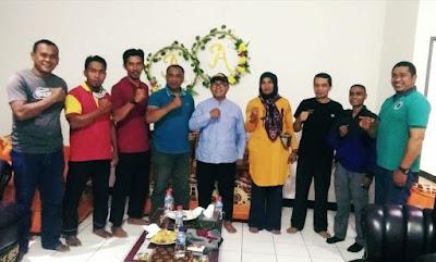 H. Muhammad Amir Dinyatakan Sah Sebagai Ketua Terpilih IPSI Kota Bima