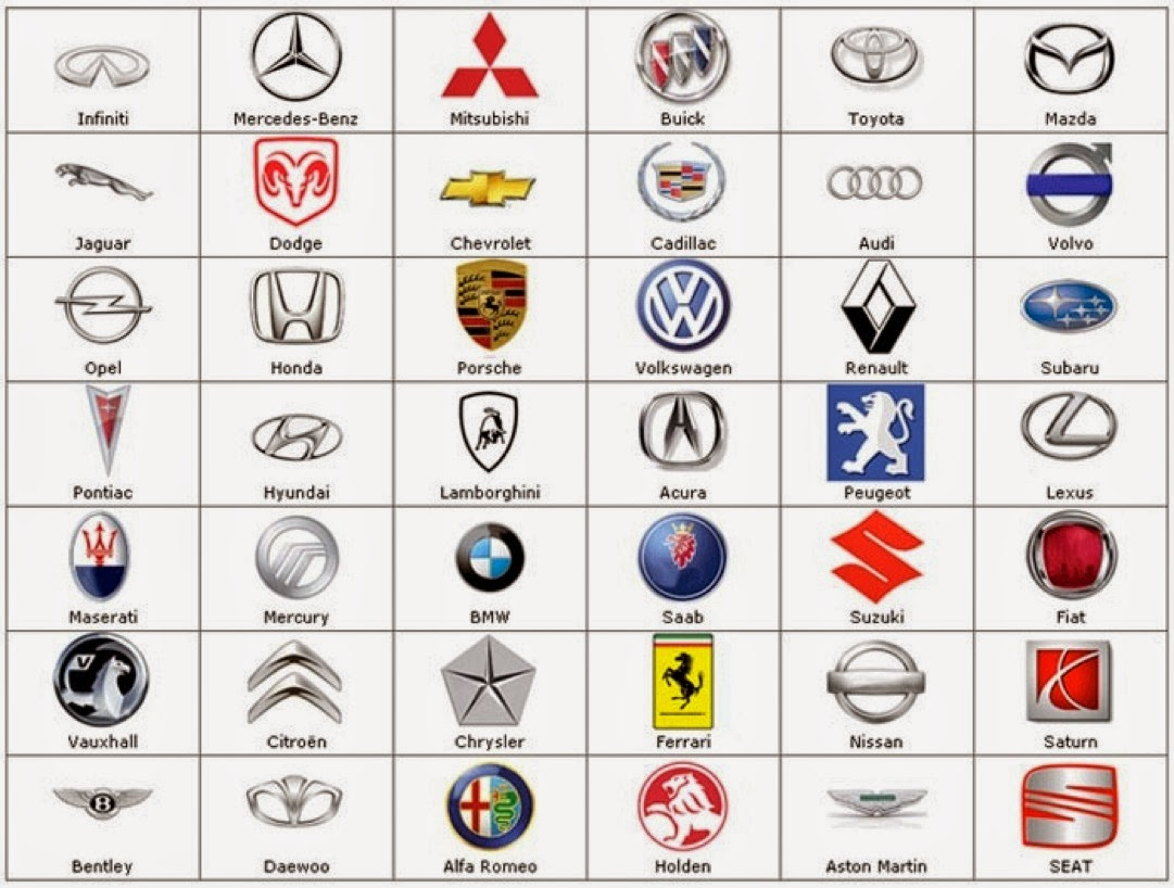 Car Logos With Wings
