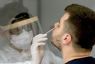 Mais de meio milhão de testes já foram realizados para diagnóstico de Covid-19 na Paraíba