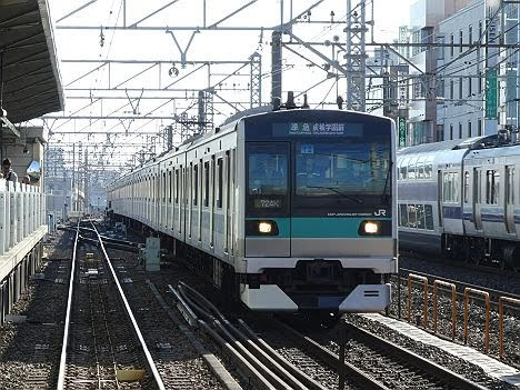 【ダイヤ改正で新登場!】準急 成城学園前行きE233系2000番台