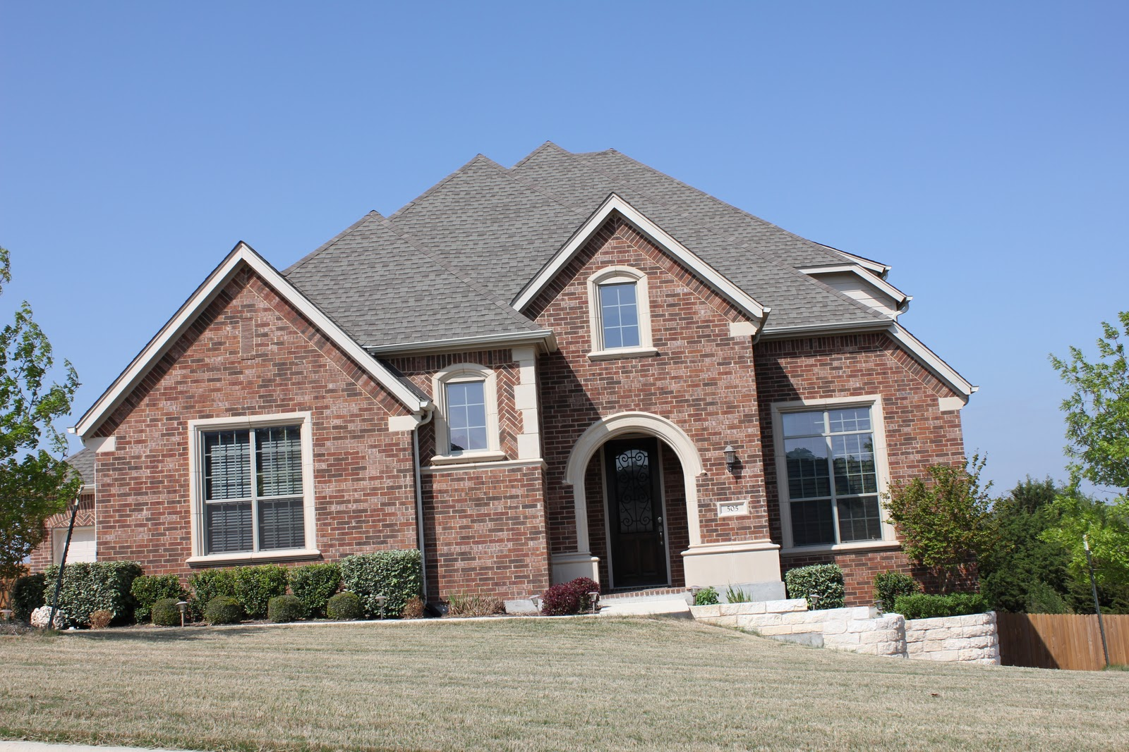Exterior Paint Color Schemes For Brick Homes | Home ...