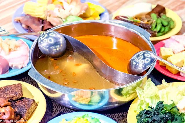 MG 2030 - 熱血採訪│台中人氣鴛鴦火鍋吃到飽!最低只要230元就能享用50種以上食材,而且不收服務費哦~