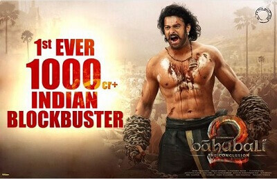 First Indian Film to gross Rs1000 Crore Worldwide !!