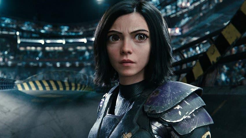 Алита Боевой ангел, Фантастика, Рецензия, Обзор, 2019, Alita Battle Angel, Review, Sci Fi