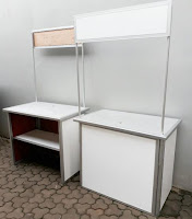Booth-Portable-/-Meja-Portable-/-Both-Knock-Down