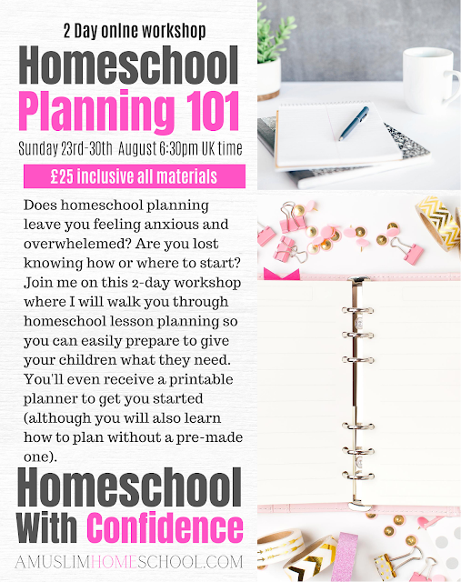 homeschool planning how to guide
