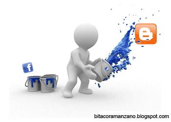 plantillas estilo facebook para blogger