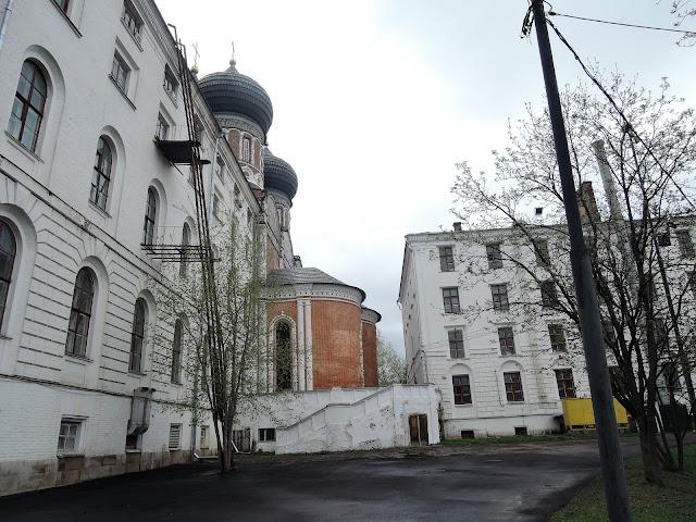 государев двор в измайлово покровский собор