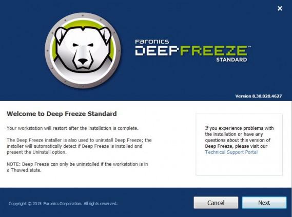 تحميل برنامج ديب فريز Deep Freeze 2020 لتجميد الكمبيوتر احدث اصدار برابط مباشر