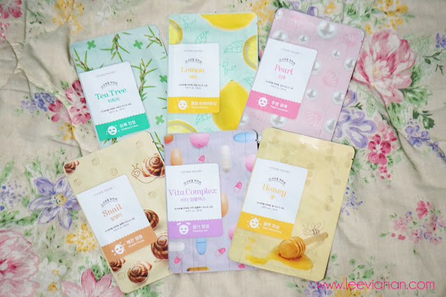 Etude House Indonesia, Etude House, Etude House Mask, Etude House I Need You, Masker, Masker Etude House