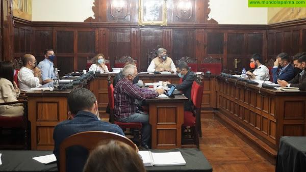El Ayuntamiento de Los Llanos de Aridane incorpora más de UN MILLÓN de euros a su presupuesto