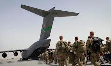 Pentagon: 13% Pasukan AS Sudah Ditarik dari Afghanistan