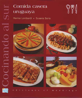 Comida casera uruguaya