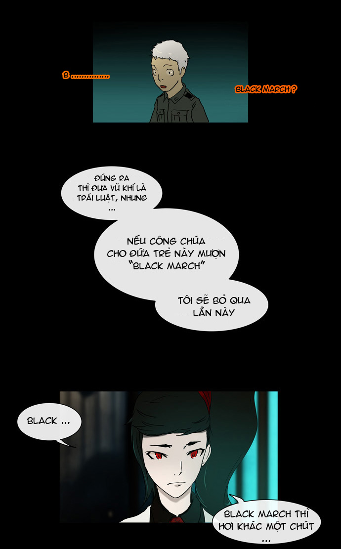 Tower of God chapter 2 trang 32