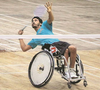 India's First Portal Dedicated to Para-sports Launched