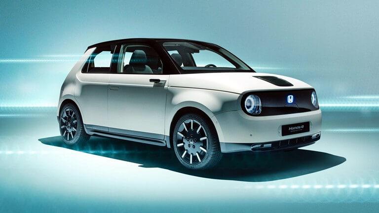 Reveal e Prototype, Honda Prepares the First Electric Car Production