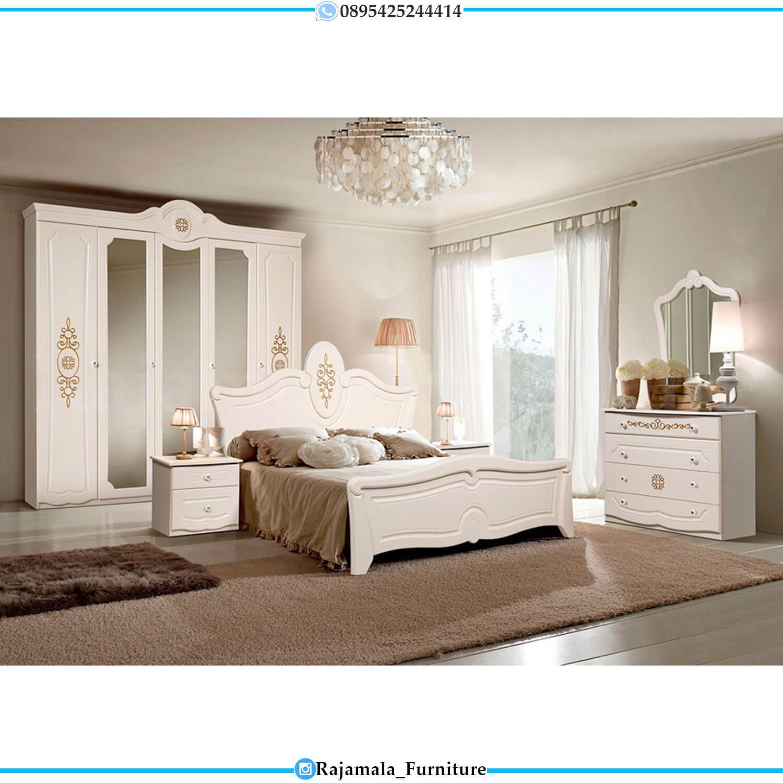 Buy Now Kamar Set Mewah Minimalis White Duco Luxury RM-0231