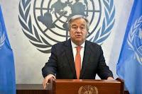 PBB Kecam Serangan Roket Palestina ke Israel