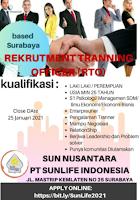 Open Recruitment at PT. Sunlife Indonesia Surabaya Januari 2021