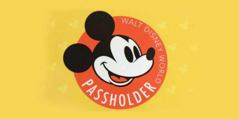 Walt Disney World Annual Pass Tiers