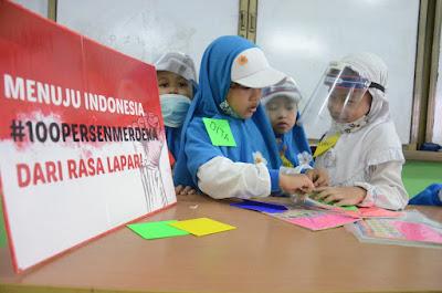 Aksi Ikan untuk Anak Indonesia FOI